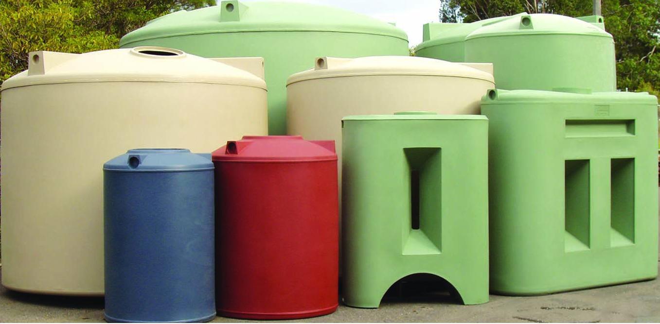 Rain Water Storage Rain Water Tanks